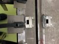 pattes de fixation du moteur électrique