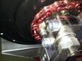 pignon au moteur électrique